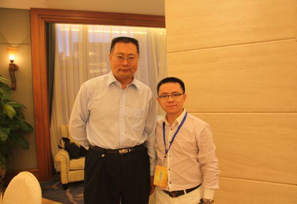 卡酷尚创始人郭晓林参加2011第七届中国城市国资论坛