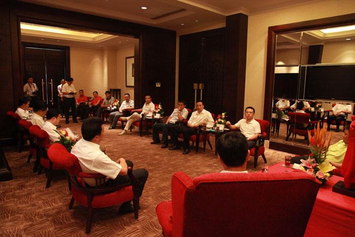 卡酷尚集团创始人郭晓林先生发言