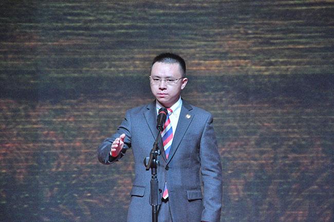 热烈祝贺郭晓林先生荣获第三届博商企业家风采展示演讲比赛一等奖