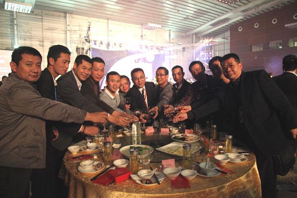 美颜器卡酷尚郭晓林先生受邀参加2012中国手机产业年会