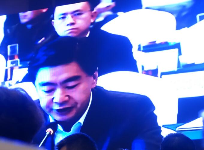 省委常委、深圳市委书记王荣讲话