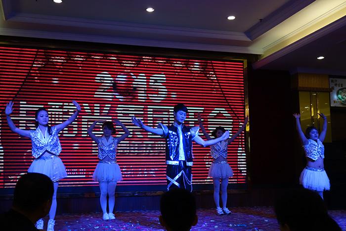 卡酷尚2015年会暨六周年庆典卡酷尚出彩的节目