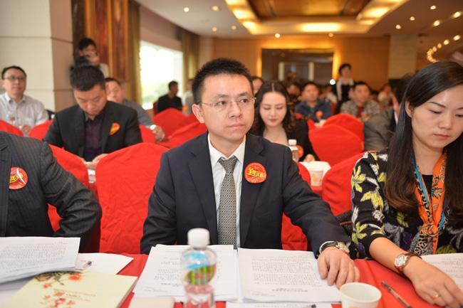卡酷尚创始人参加全国首届海峡两岸企业家联谊尾牙卡酷尚创始人郭晓林先生