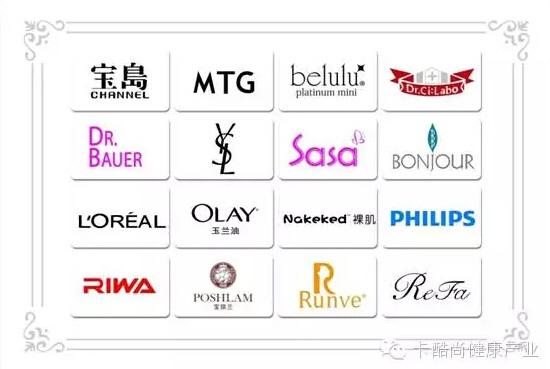 上海CBE美博会 卡酷尚国内外合作伙伴