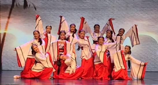 舞动青春 舞出健康—祝贺2016年首届深圳舞蹈节群众集体舞总决赛取得圆满成功
