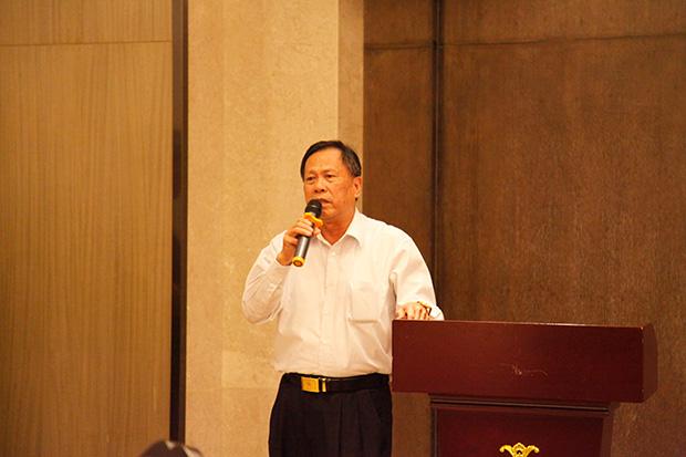 常务副会长郭晓林宴请沙井商会7月会长例会成员及参会嘉宾