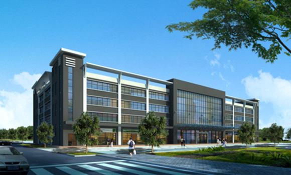 卡酷尚健康产业集团办公楼