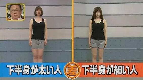 日本综艺节目如何瘦腿最快最有效 -- 靠这招!