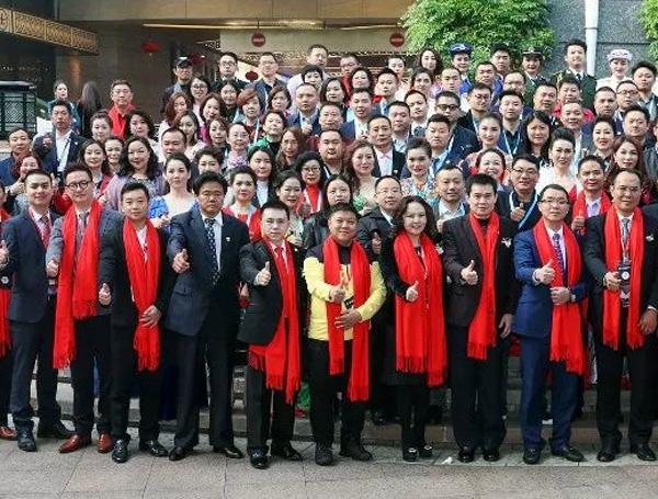 深圳四川商会2018迎春晚会暨第三届第二次会员大会