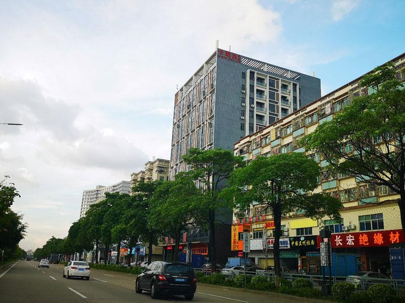 卡酷尚众高城产业地产