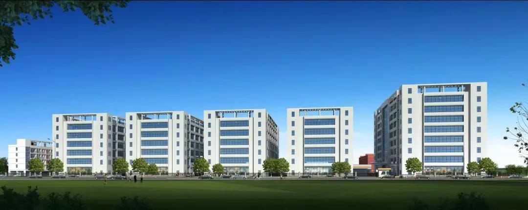 KAKUSAN卡酷尚产业园规划图 卡酷尚科技园