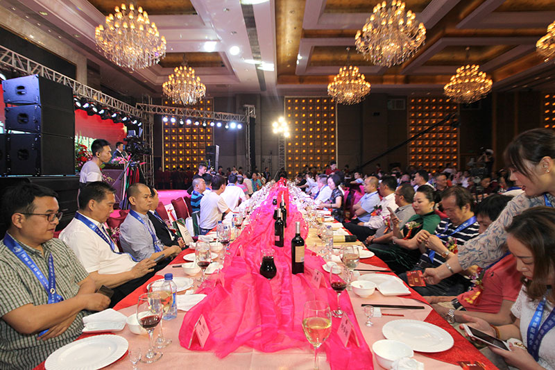 卡酷尚集团董事长郭晓林先生当选深圳市绵阳商会会长