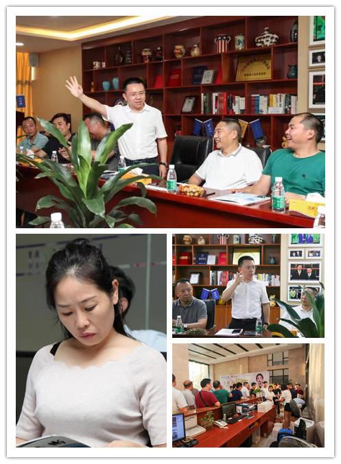 四十余位川渝商会秘书长会长共同莅临卡酷尚