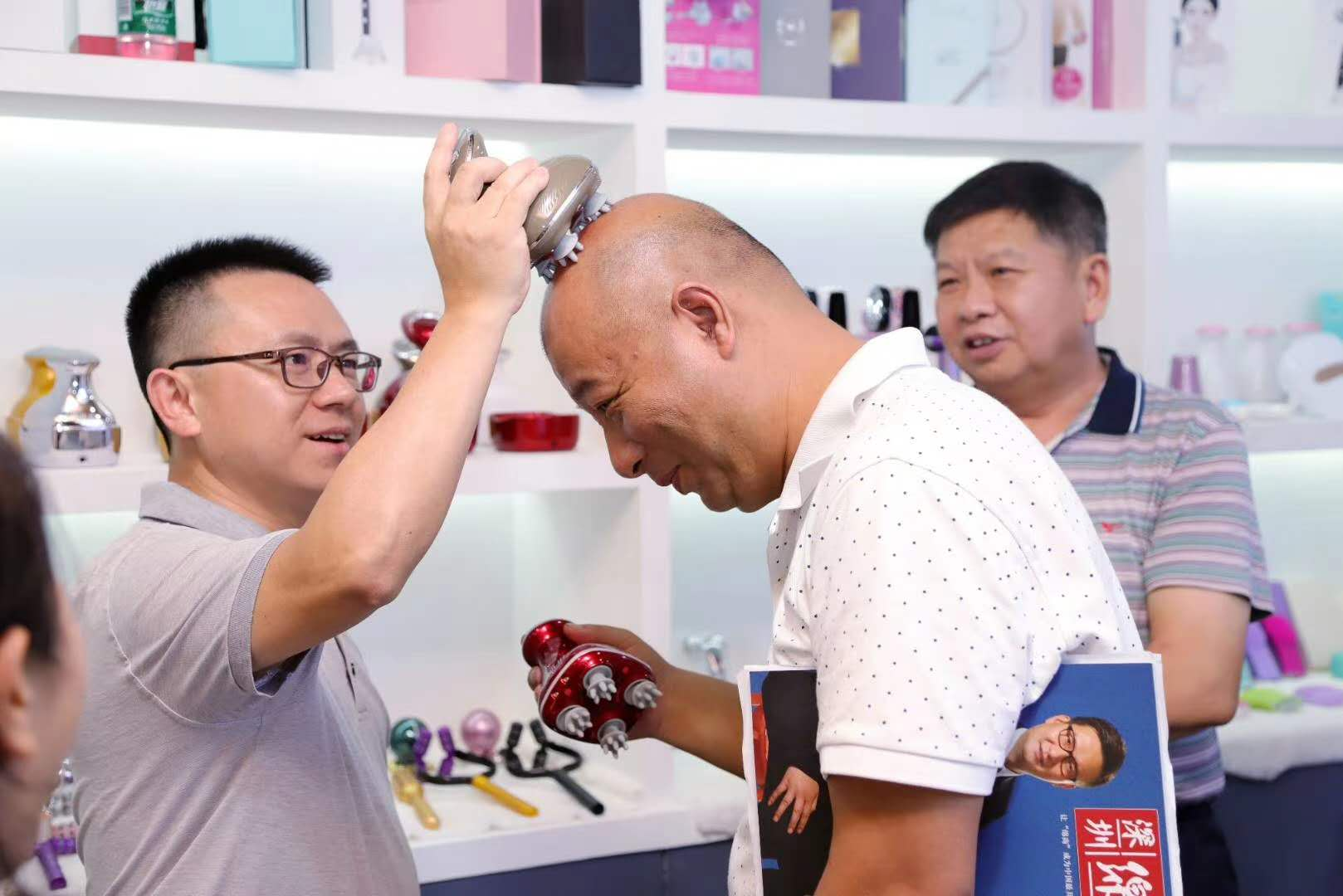 深圳市四川商会胡志良监事长