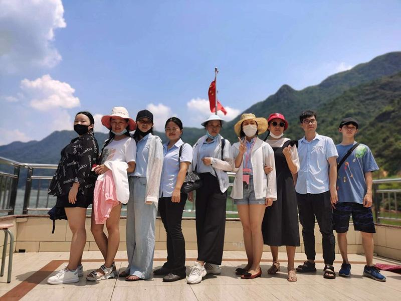 卡酷尚市场部团建之旅-清远避暑两日游