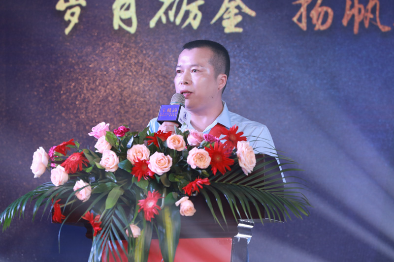 深圳市卡酷尚硅胶电子有限公司总经理赖荣恩