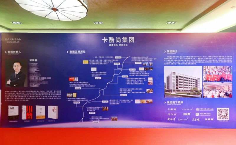 卡酷尚集团三大产业