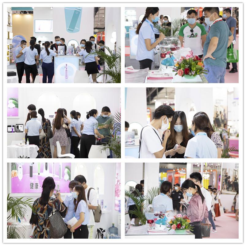 预见未来的自己·卡酷尚携12年美颜器科技新品亮相广州美博会