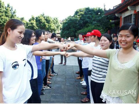 卡酷尚2016年员工春季生日会暨第三届拔河比赛圆满举办